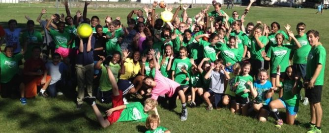 Youth Combine after school fitness program