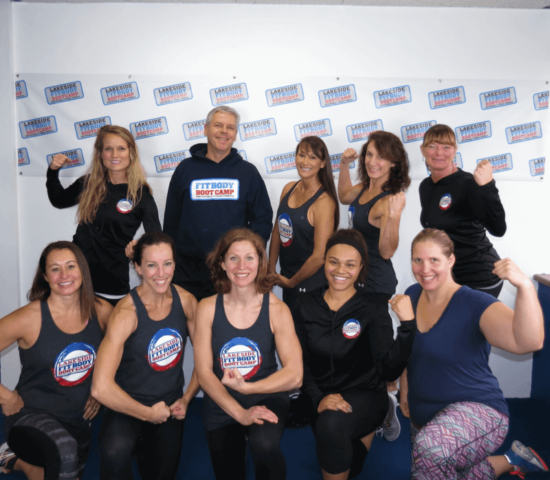 lakeside fit body boot camp staff