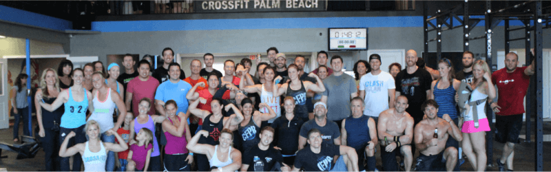 crossfit palm beach team